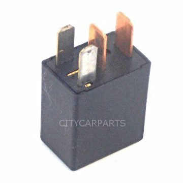 Honda Civic CRV Jazz Integra Prelude - Black RC-5001 Mitsuba Relay 12V 4 Pin